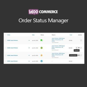 Sale! Buy Discount WooCommerce Order Status Manager - Cheap Discount Price