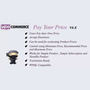 Sale! Buy Discount WooCommerce Pay Your Price - Cheap Discount Price