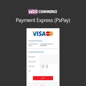Sale! Buy Discount WooCommerce Payment Express (PxPay) - Cheap Discount Price