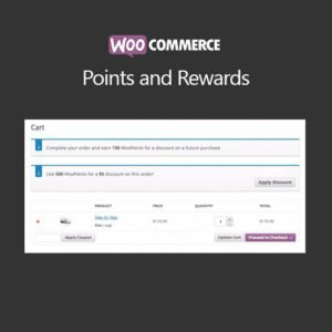 Sale! Buy Discount WooCommerce Points and Rewards - Cheap Discount Price