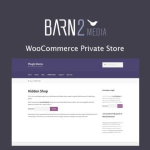 Sale! Buy Discount WooCommerce Private Store - Cheap Discount Price