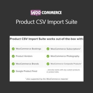 Sale! Buy Discount WooCommerce Product CSV Import Suite - Cheap Discount Price