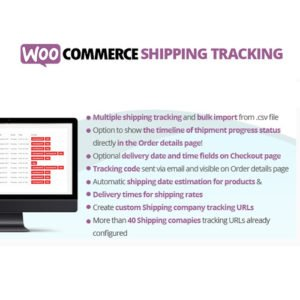 Sale! Buy Discount WooCommerce Shipping Tracking - Cheap Discount Price