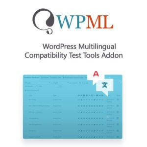 Sale! Buy Discount WordPress Multilingual Compatibility Test Tools Addon - Cheap Discount Price