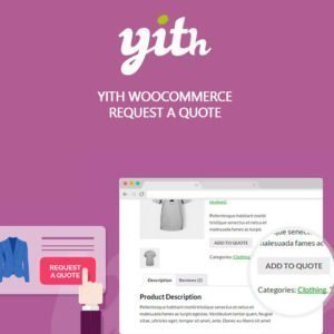 Sale! Buy Discount YITH WooCommerce Request a Quote Premium - Cheap Discount Price