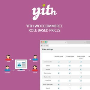 Sale! Buy Discount YITH WooCommerce Role Based Prices Premium - Cheap Discount Price