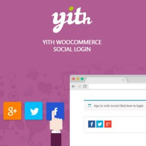 Sale! Buy Discount YITH WooCommerce Social Login Premium - Cheap Discount Price