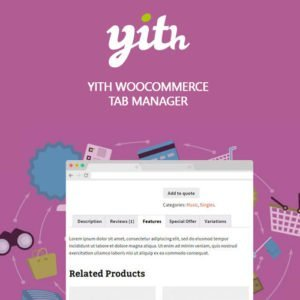 Sale! Buy Discount YITH WooCommerce Tab Manager Premium - Cheap Discount Price